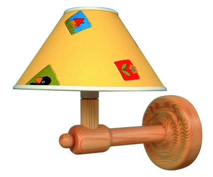 LAMPA ŚCIENNA CANDELLUX WYPRZEDAŻ 21-65004 BAMBI KINKIET 1PL BIAŁY 1X40W E14