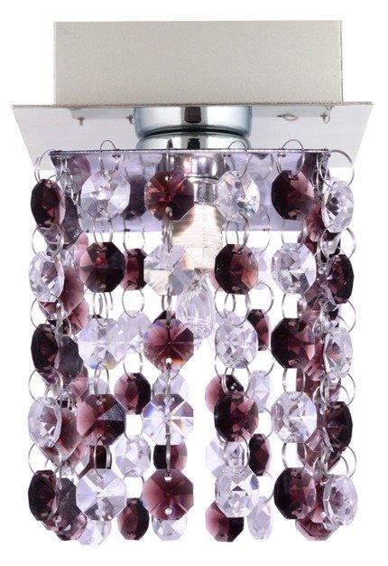 LAMPA ŚCIENNA CANDELLUX WYPRZEDAŻ 91-97043 CLASSIC SPOT 1X40W G9 BURGUND