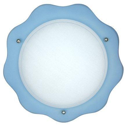 LAMPA SUFITOWA CANDELLUX WYPRZEDAŻ 13-63598 MALWA PLAFON35   1X60W NIEBIESKI