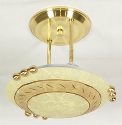 LAMPA SUFITOWA CANDELLUX WYPRZEDAŻ 31-71012 L&H PRSD7/25-17SMALL ZWIS 1XR7S 75W