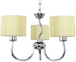 LAMPA SUFITOWA CANDELLUX WYPRZEDAŻ 33-12531 FLORENCE ZWIS 3X60W E27 KREMOWY