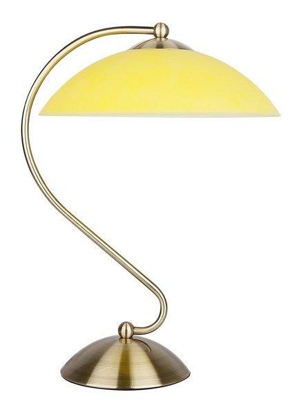 LAMPKA BIURKOWA CANDELLUX WYPRZEDAŻ 41-79612 LIDO LAMPKA  1X60W E27 PATYNA