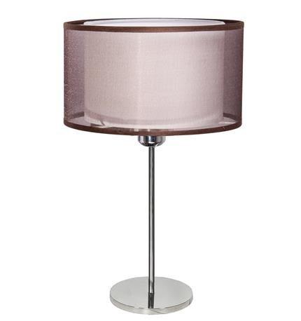 Lampka biurkowa 3x40W E14 chrom Piano Candellux 41-14252