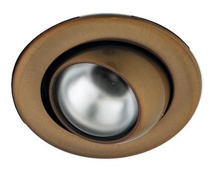 Oprawa stropowa ruchoma patynowa stalowa R39 E14 OZR-04 Candellux 2276628