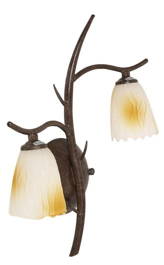 LAMPA ŚCIENNA KINKIET  CANDELLUX OUTLET 22-84807 Mikado