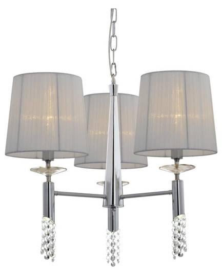 LAMPA SUFITOWA CANDELLUX WYPRZEDAŻ 33-23186 DUAL ZWIS D-51 3X40W E27 + LED BIAŁY