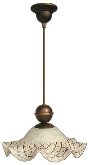 LAMPA SUFITOWA WISZĄCA CANDELLUX OUTLET 32-52707 Romeo