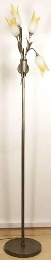 Lampa podłogowa patynowa 4x40W G9 L&H Rina Candellux 54-85118