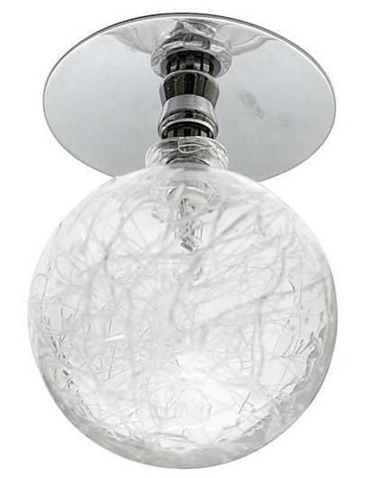 Oprawa stropowa biała szklana kulka SK-13 2264313