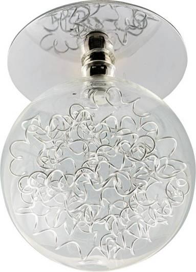 Oprawa stropowa kula szklana biała SK-42 2299788