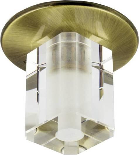 Oprawa stropowa stała patyna kryształ oczko SK-17 2215863