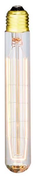 Żarówka dekoracyjna podłużna bezbarwna Edison E27 60W 3040626 Candellux